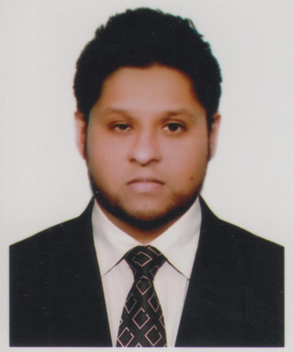 Mubarraz Hossain Khan