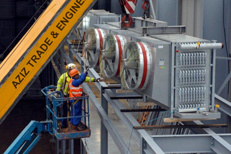 Industrial Refrigeration