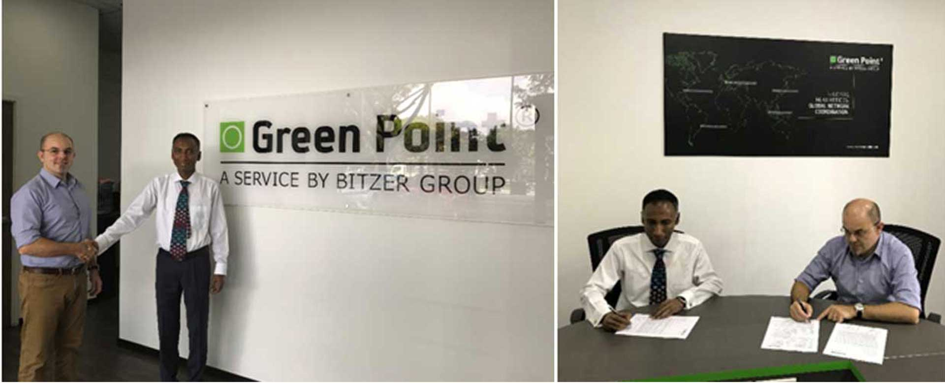 New Green Point Centre in Bangladesh