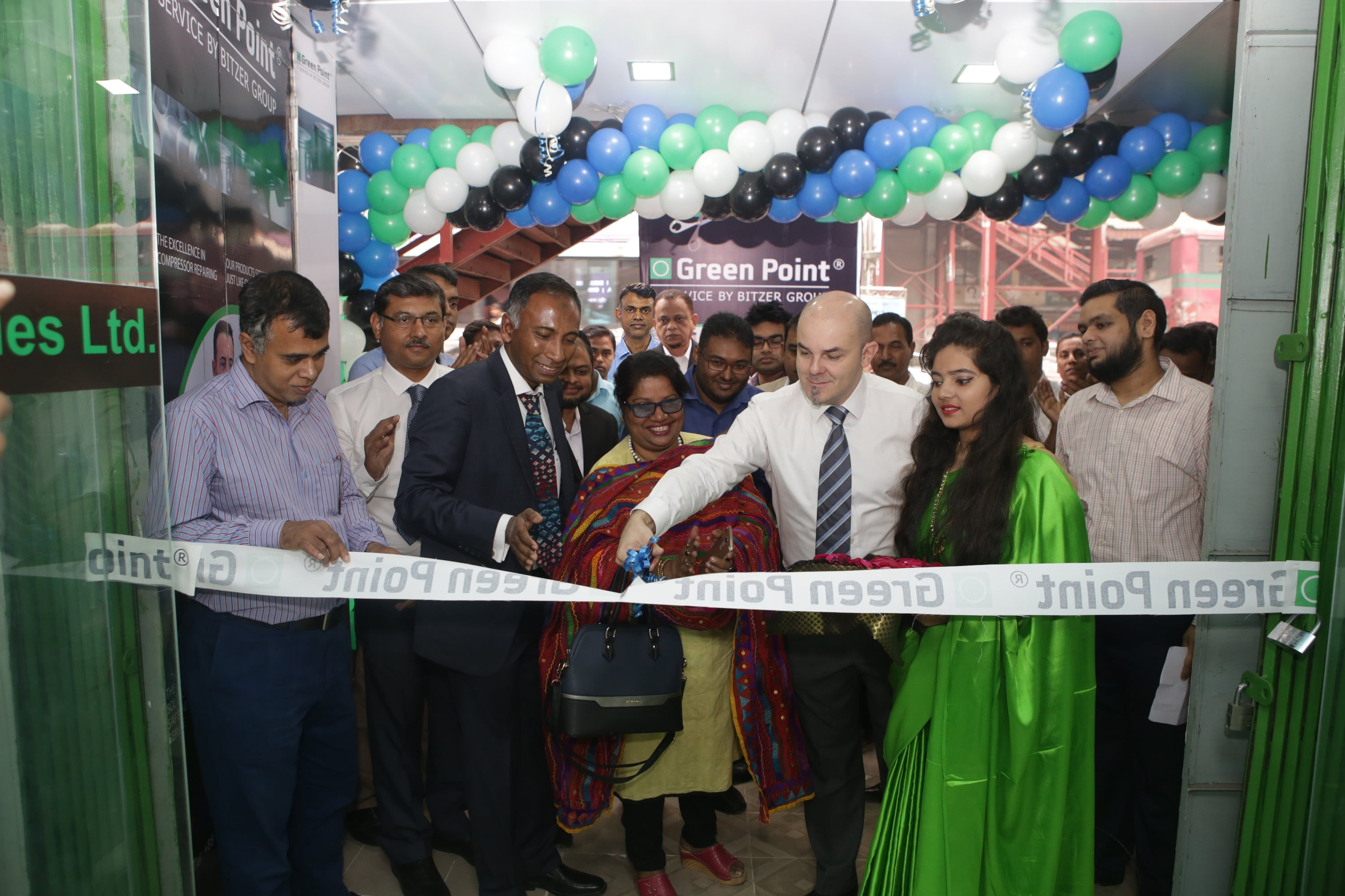 Green Point opens its doors in Dhaka, Bangladesh