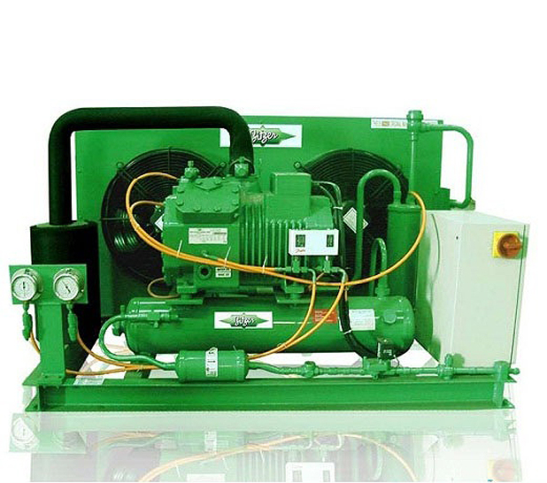 Air Cooled Condensing Unit: LH Series