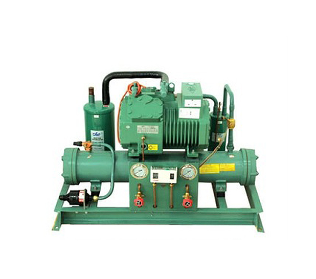 Water Cooled Condensing Unit: WR Series