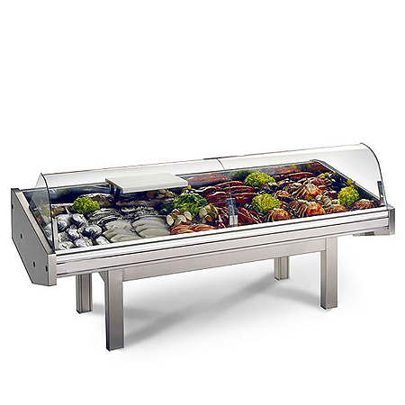 Fish Case - Super Shop Equipment
